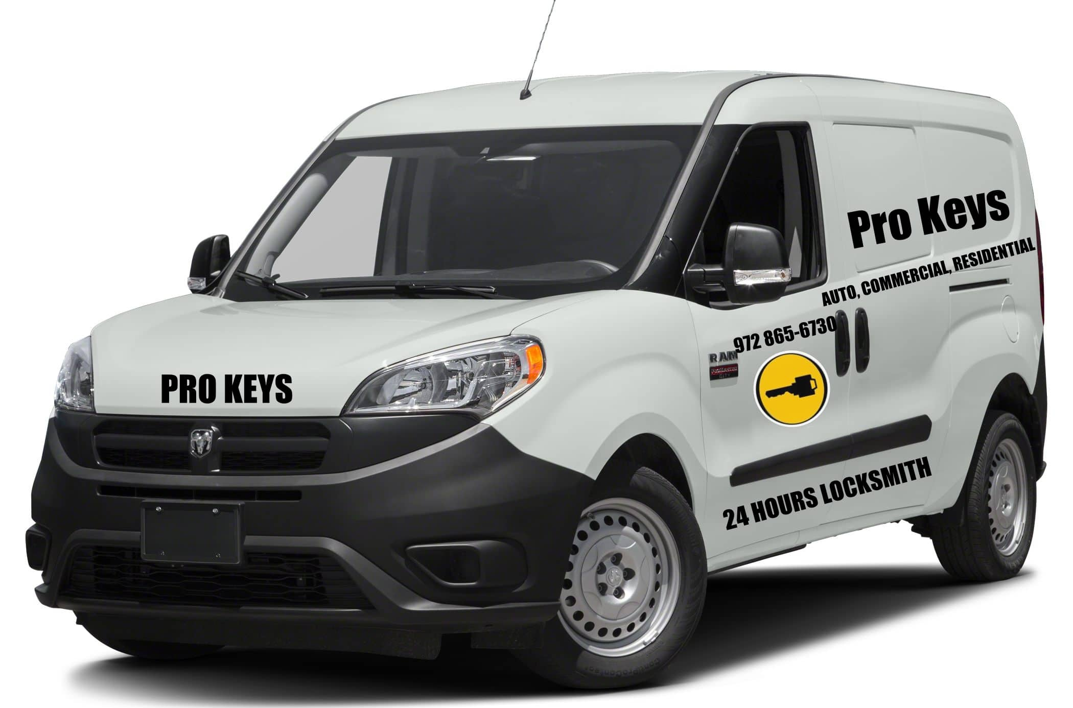 South Houston Locksmith Service locksmith van