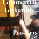 Locksmith Services commercial lock install copy 150x150