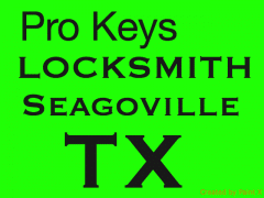 Locksmith Seagoville TX