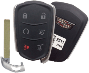 cadillac keys replacement Cadillac Keys Replacement DFW cadillac smart key cutout 300x246