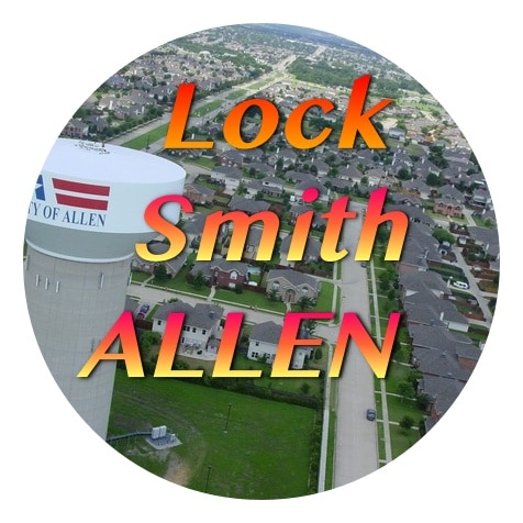 locksmith allen tx