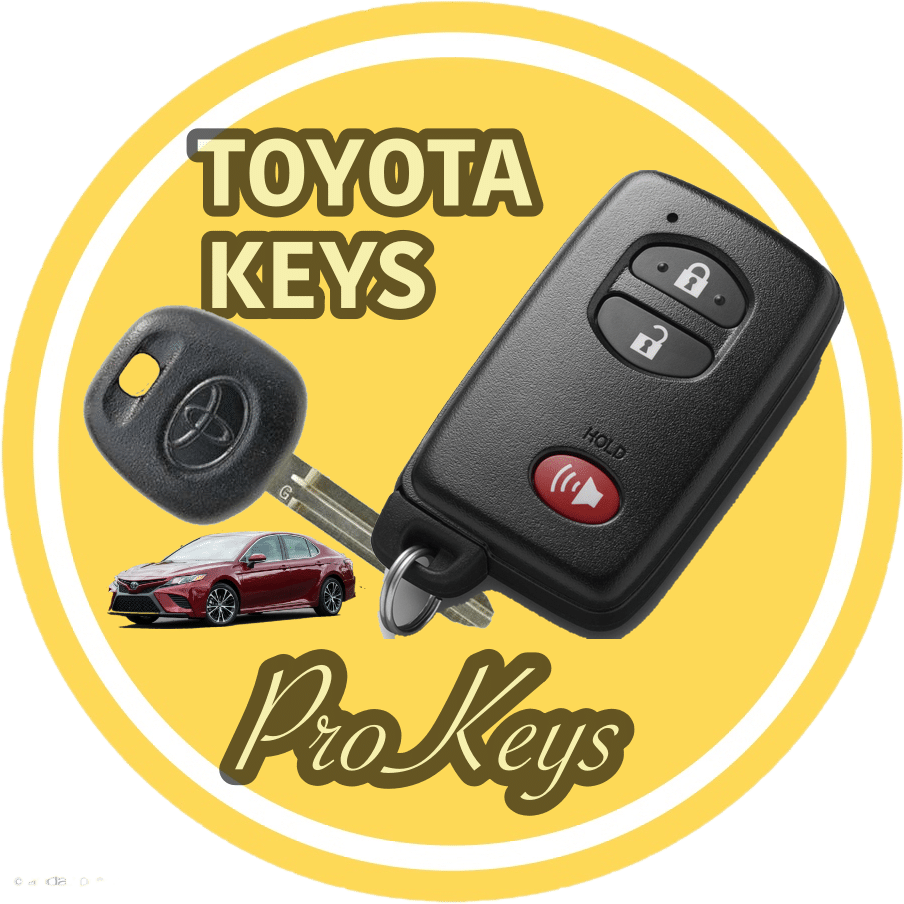 Toyota Key Replacement Services Pro Keys 972 865 6730